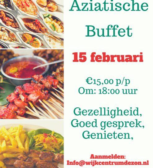 Aziatisch buffet