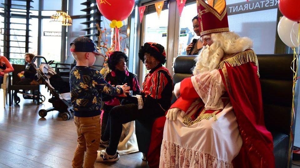 Sinterklaas in Wijkcentrum de Zon