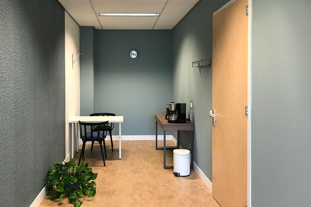 coachingsruimte Wijkcentrum Stad van De Zon