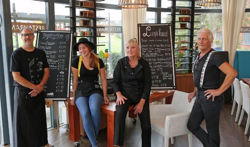 het team van Brasserie De Zon